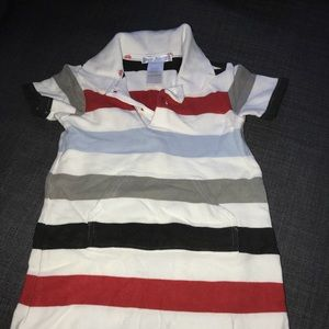 Janie and Jack baby boy suit